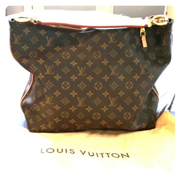 Louis Vuitton Handbags - AUTHENTIC Louis Vuitton hobo bag